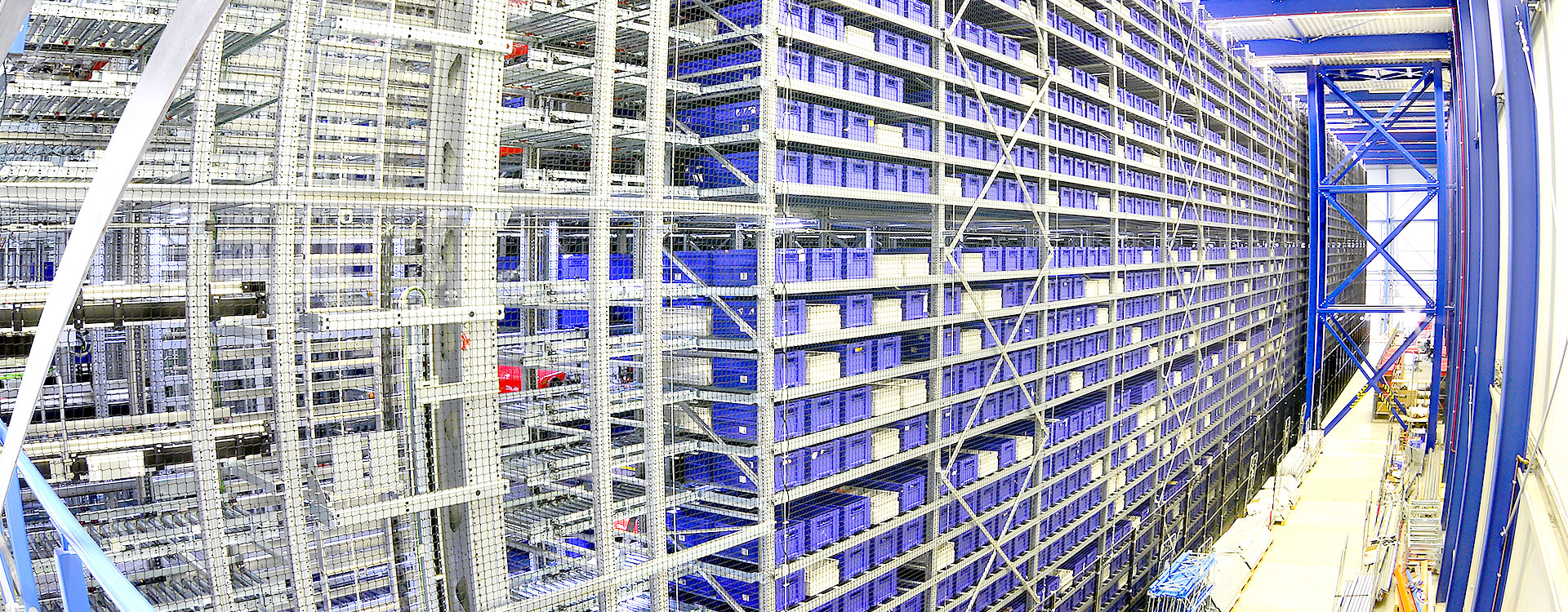 HEMA E-commerce Distribution Center - Inther Group