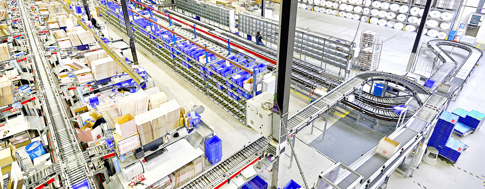 HEMA E-commerce distributon center - Inther Group