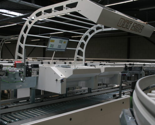 Inther provides goods-to-man picking and packing stations in Changsha (CN)